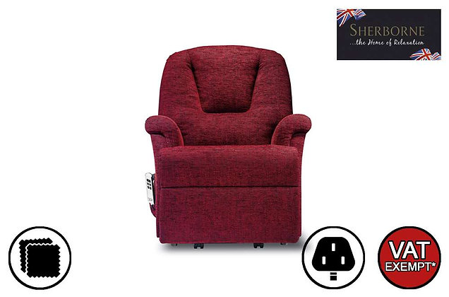 Sherborne Milburn Small Lift & Rise Care Recliner Chair