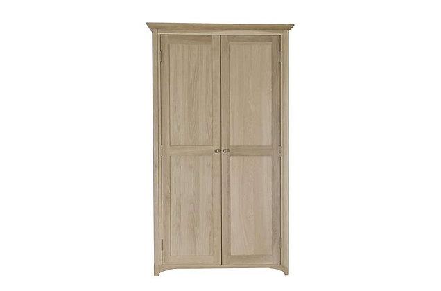 Charmwood 2 Door Wardrobe