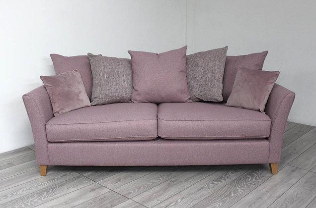 Alpha Extra Large Pillow Back Sofa
