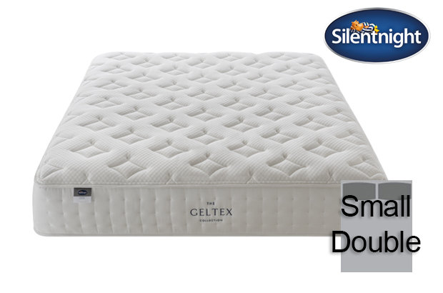 Silentnight Mirapocket Pastel Geltex 1000 Small Double Mattress