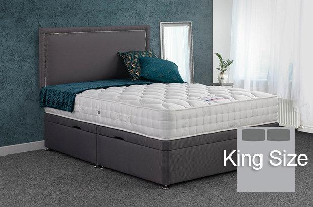 Alexandria King Size Divan Bed