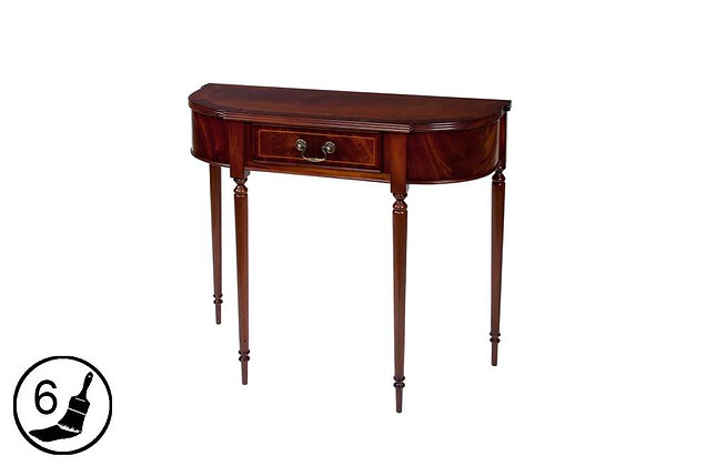 Simply Classical 1 Drawer Bow Hall Table