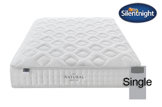 Silentnight Mirapocket Allegro Natural 1400 Single Mattress