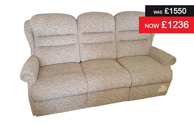 Sherborne Ashford 3 Seater Sofa - Kingston Toffee