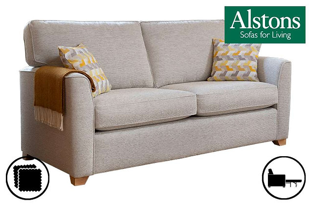 Reuben 3 Seater Sofa Bed