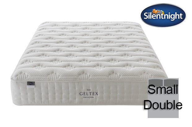 Silentnight Mirapocket Sublime Geltex 2000 Small Double Mattress