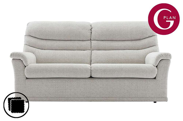 G Plan Malvern 3 Seater (2 Cushion) Sofa