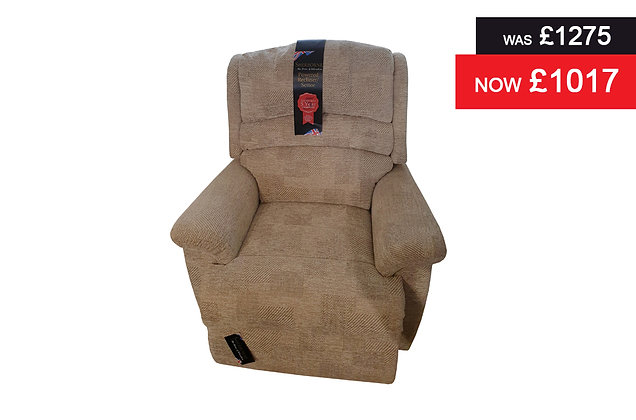 Sherborne Power Recliner Chair - Canillo Oatmeal