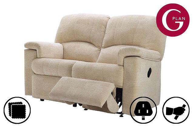 G Plan Chloe 2 Seater Right Hand Facing Single Recliner Sofa