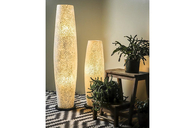 Elara Tall Floor Lamp - 150cm