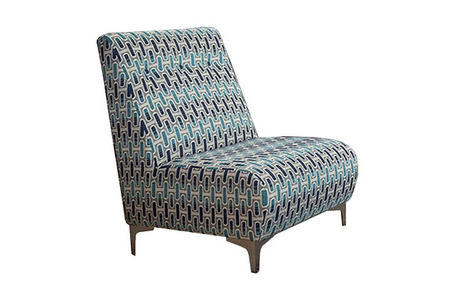 Brooke Armless Accent Chair