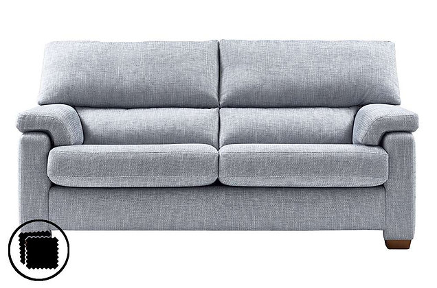 Ernest 3 Seater Sofa