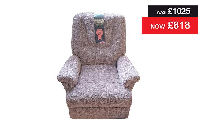 Sherborne Milburn Recliner Chair - Como Plum