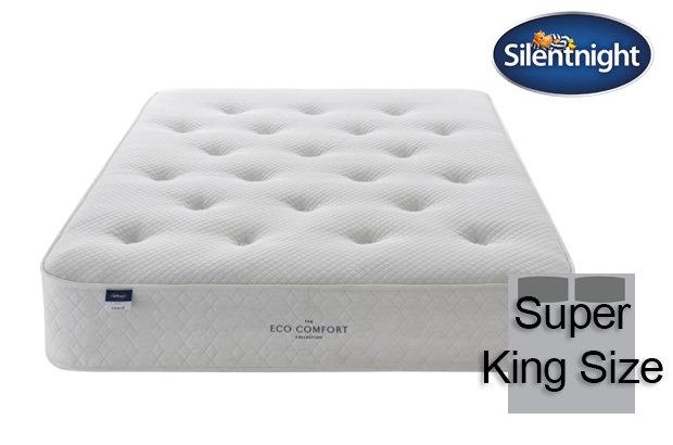 Silentnight Mirapocket Aria Eco Comfort 1200 Super King Size Mattress