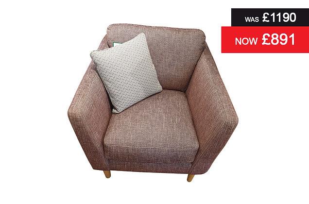 Ercol Favara Armchair - F101 Fabric