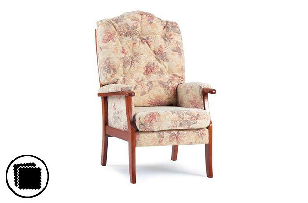 Megan Fireside Chair