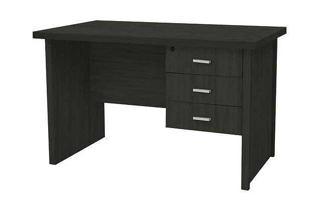 Oscar 3 Drawer Desk 1200 – Wenge
