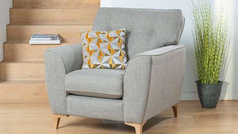Savannah Fabric Armchair
