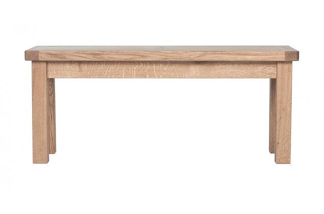 Bretagne 98cm Bench – Natural