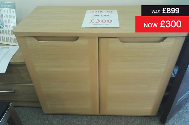 Nathan Campaign Sideboard