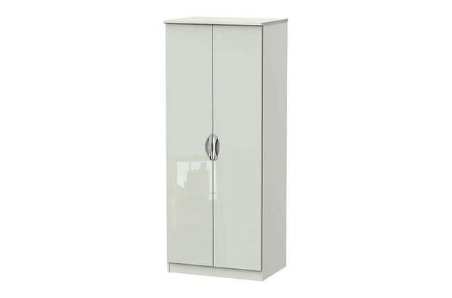 Icon 2ft6in Double Wardrobe