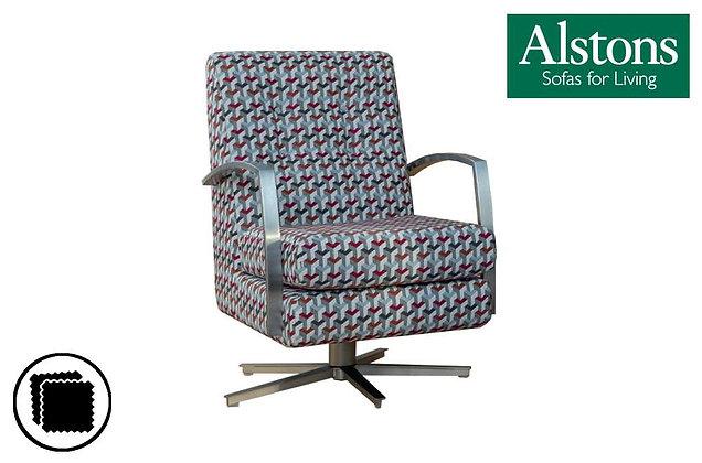 Savannah Swivel Accent Chair
