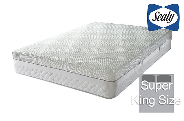 Sealy Hybrid Pocket Perfection 2200 Super King Size Mattress