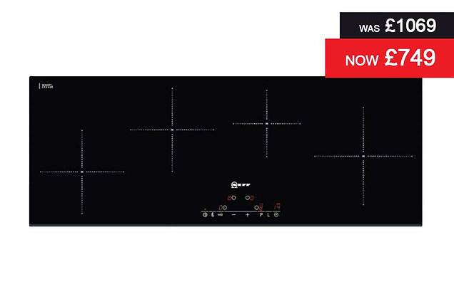 Neff – Extra Wide Induction Hob (T41D90X2)