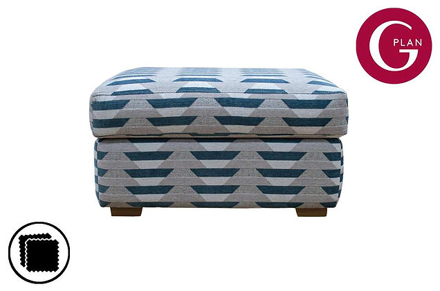 G Plan Hamilton Storage Footstool