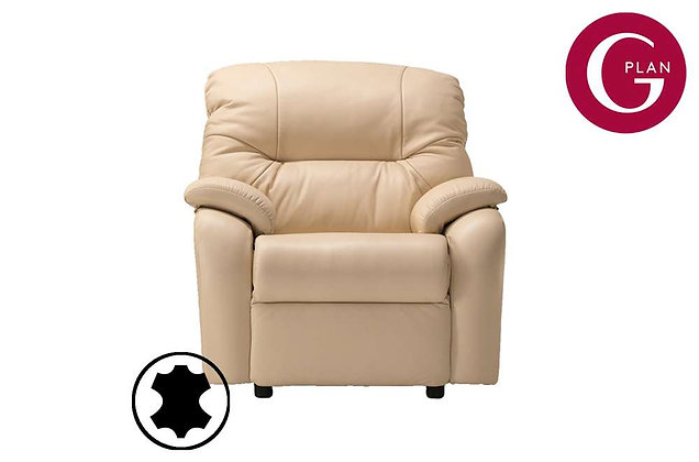 G Plan Mistral Leather Armchair