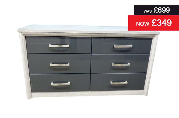 Cosmos 6 Drawer Chest