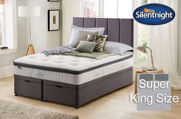 Silentnight Bradbury Mirapocket 1400 Super King Size Divan Bed