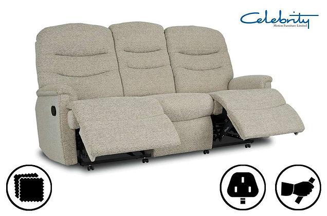 Celebrity Pembroke 3 Seater Double Recliner Sofa