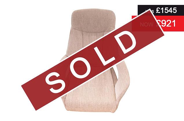 Atlantic Slimline Medium Recliner Chair - Cambria 660