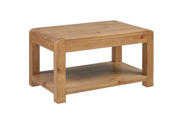 Capricorn Oak Coffee Table