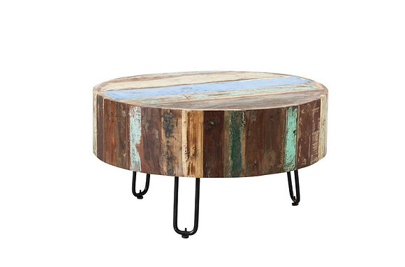 Portofino Drum Coffee Table
