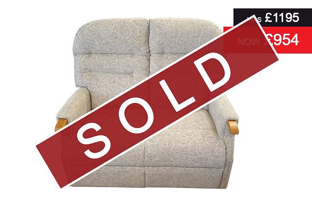 Winchcombe 2 Seater Sofa -Swirl Alpine
