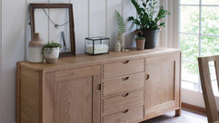 Ercol Bosco Living & Dining - Dining Tables, Chairs, Display Cabinets, Sideboards, Cupboards, TV Units, Console & Hall Tables, Lamp & Side Tables | Gordon Busbrdige Furniture Store | Hastings, Eastbourne, Seaford & Bexhill