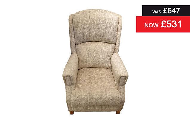 Farringdon Standard Armchair - Slub Jute