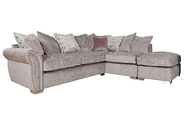 Chelsea Right Hand Facing Pillow Back Corner Sofa