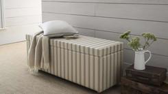 Stuart Jones Bedroom Furniture - Stools, Chairs & Ottomans | Gordon Busbridge Furniture | Hastings, Eastbourne & Seaford
