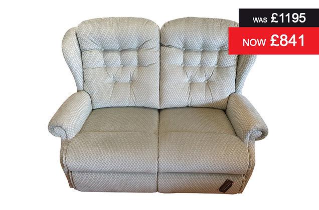 Sherborne Lynton 2 Seater Sofa - Kendal Mint