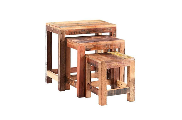 Portofino Nest of 3 Tables