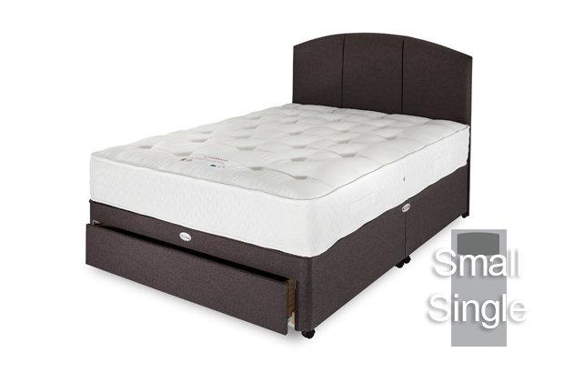 New York Small Single Divan Bed