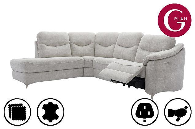 G Plan Jackson LHF Chaise Corner Recliner Sofa