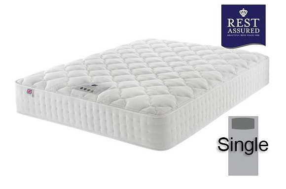 Rest Assured Timeless Aydon Silk 2000 Single Mattress