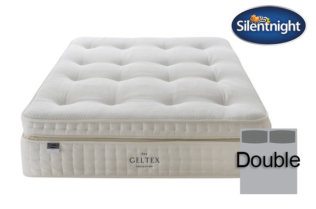 Silentnight Mirapocket Imperial Geltex 3000 Soft / Medium Double Mattress