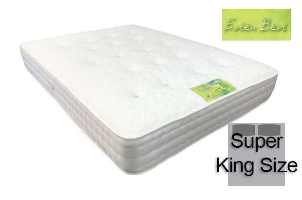 Eden Beds Ortho Memory Choice Super King Size Mattress