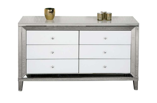 Liberty 6 Drawer Wide Chest