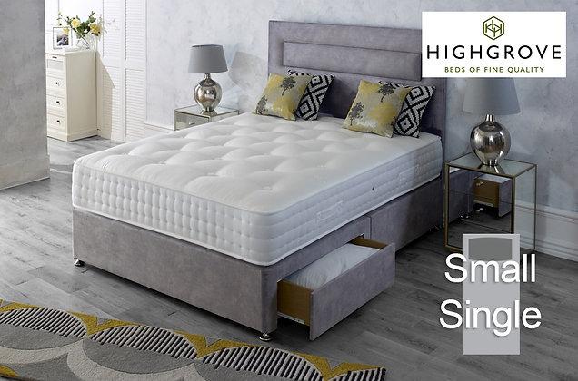 Highgrove Hartwell Ortho Small Single Divan Bed